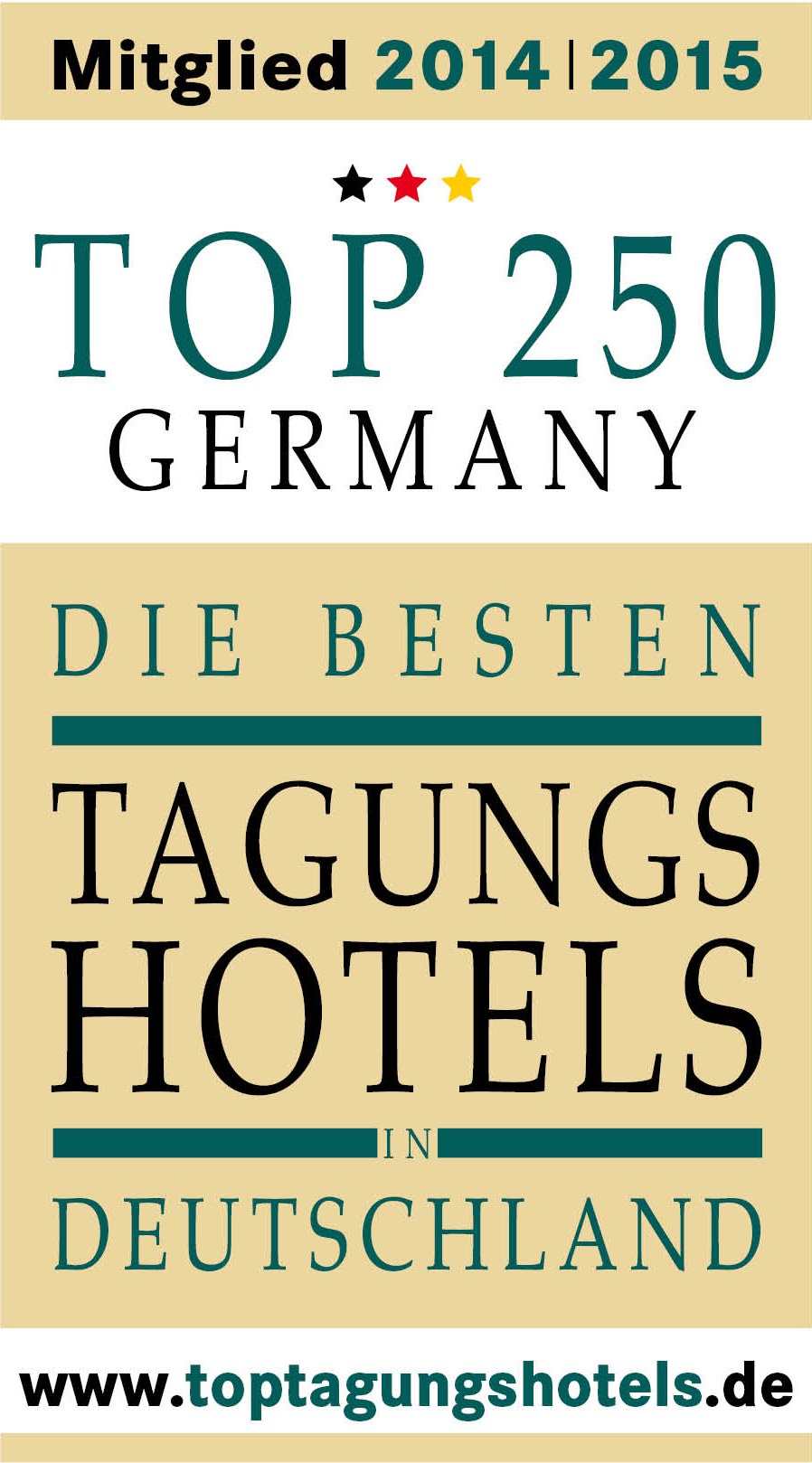 Top 250 Tagungshotels Deutschland